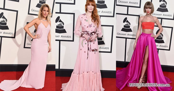 Ellie Goulding, Florence Welch и Taylor Swift