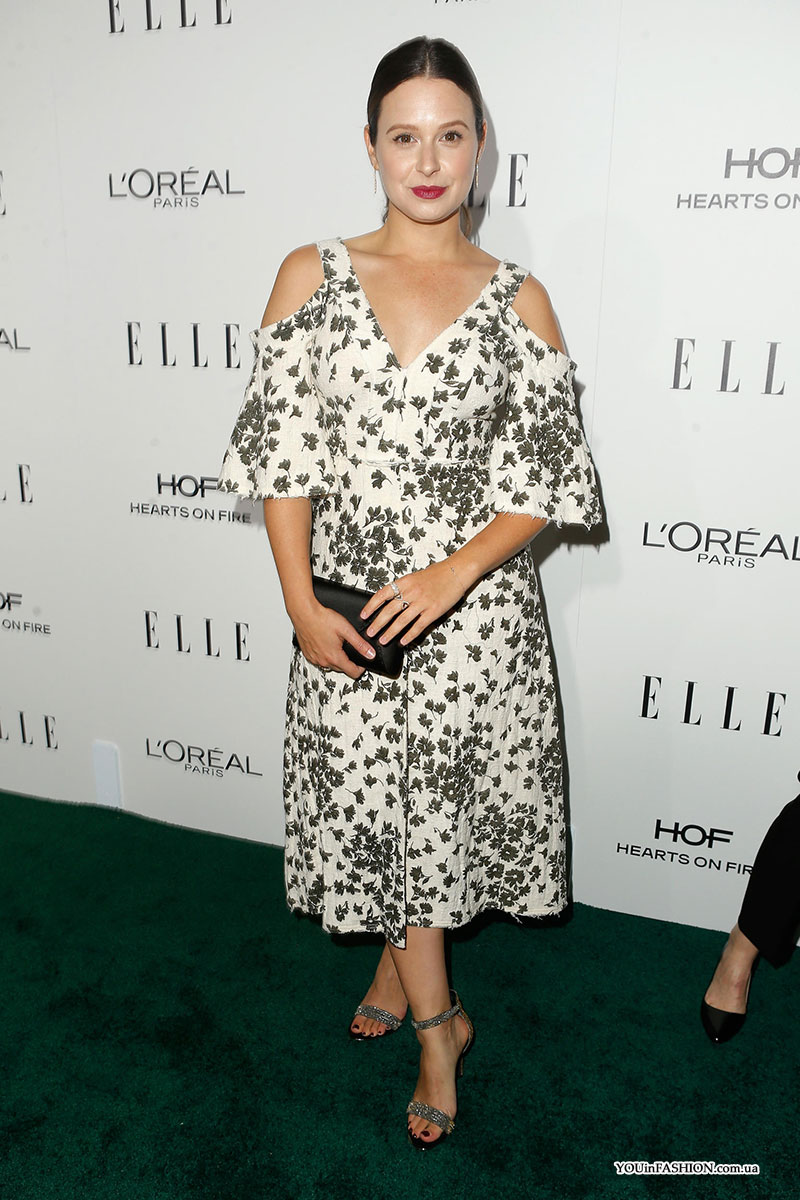 Кэти Лоус на Elle Women In Hollywood Awards 2016