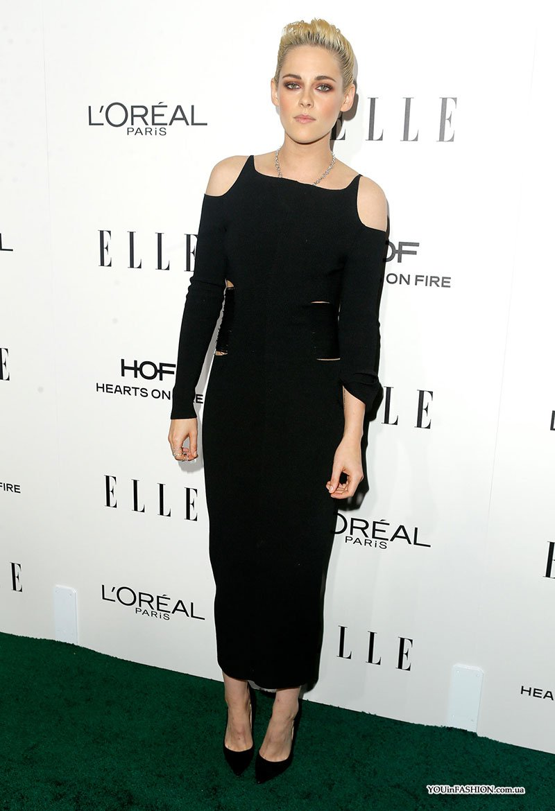 Кристен Стюарт на Elle Women In Hollywood Awards 2016