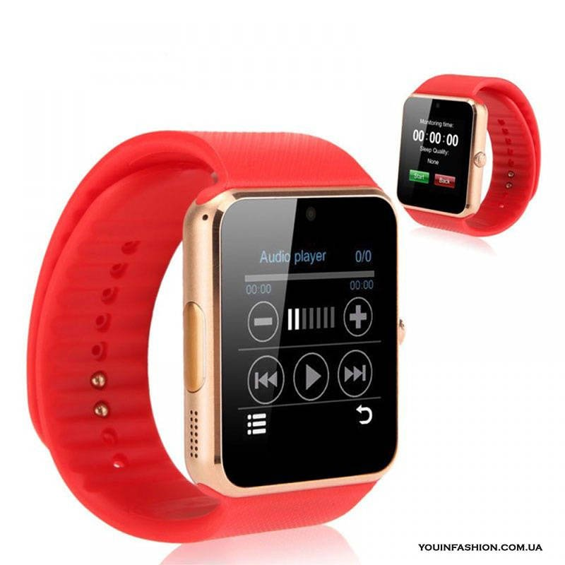 Smart Watch GT08 (RED)