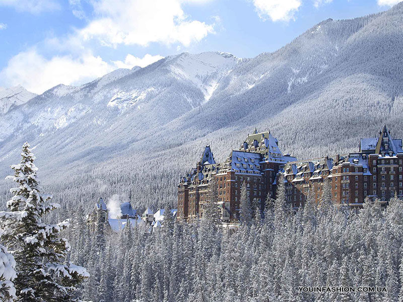 Fairmont Banff Springs, Канада