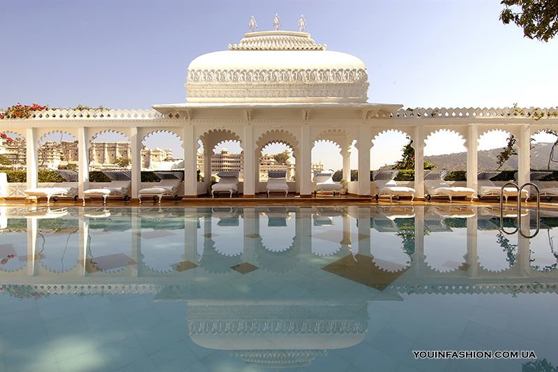 Taj Lake Palace Udaipur, Индия