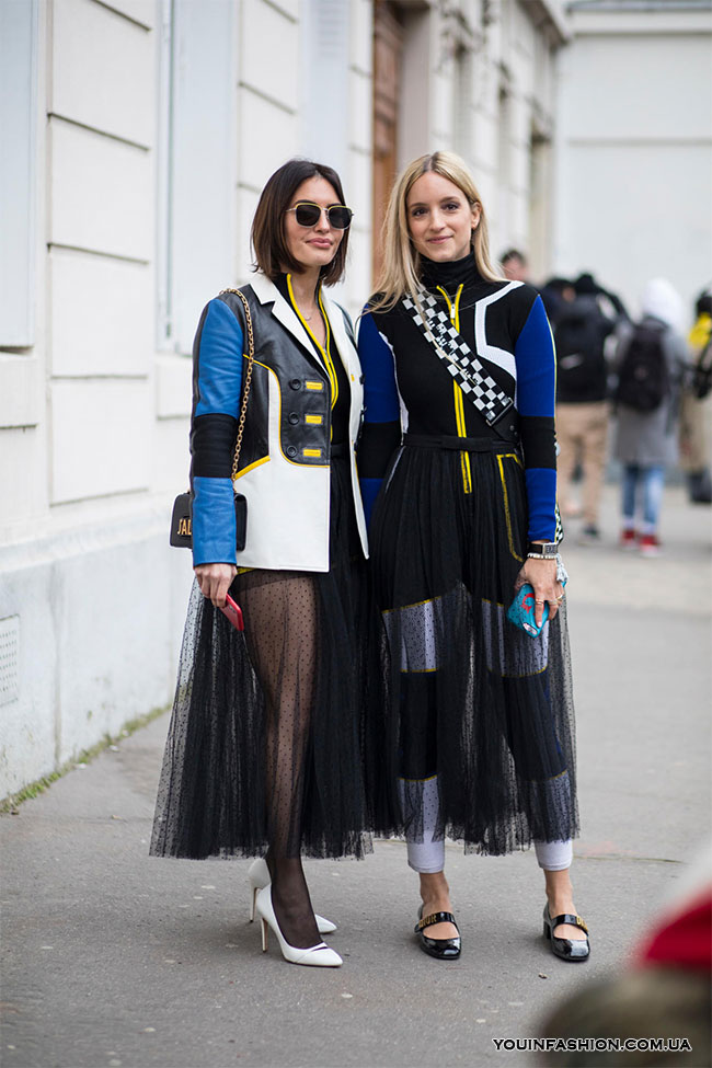 Paris Fashion Week FW 18-19 street style